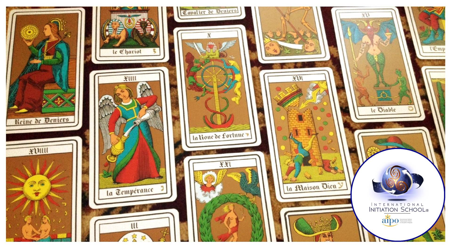 Intensive: The Initiatic Journey through the Esoteric Tarot - Part 1
